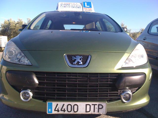 morro Peugeot 307